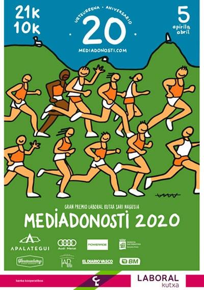 Media Maratón San Sebastián