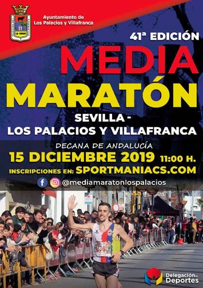 Media Maratón Sevilla Los Palacios y Villafranca