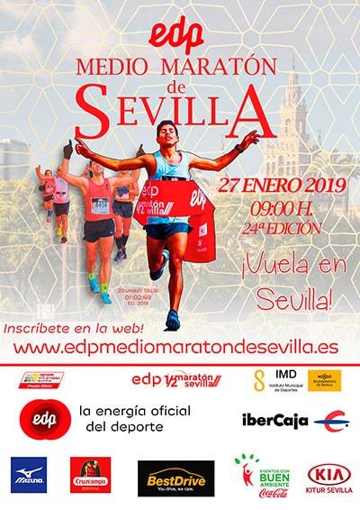 Media Maratón Sevilla