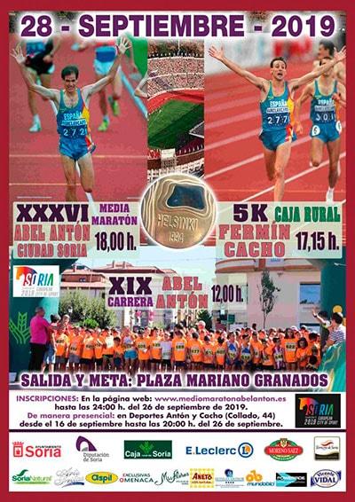 Media Maratón Soria