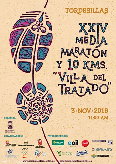 Media Maratón Tordesillas