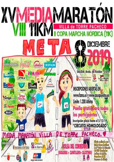 Media Maratón Torre Pacheco