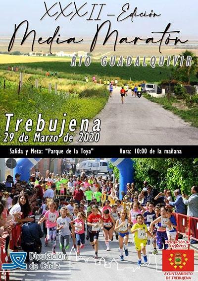 Media Maratón Trebujena 2020